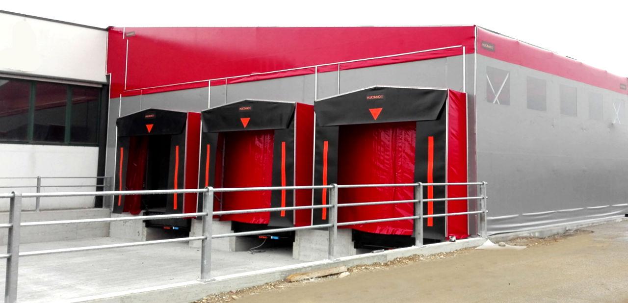 Coperture mobili tunnels
