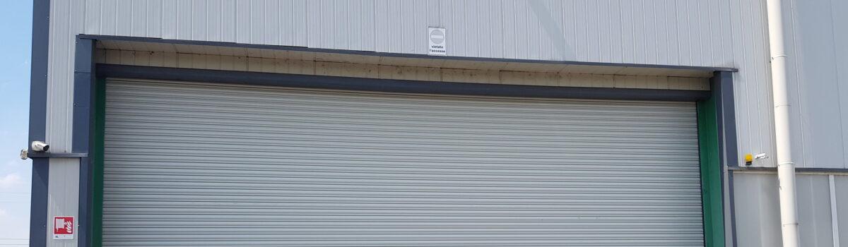 serranda industriale 10 x 6